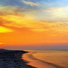 """photo """"Baltic beach"""""""