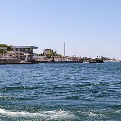 """photo """"In Sevastopol bay"""""""