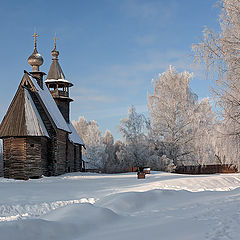 "photo ""Beautiful winter"""