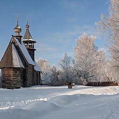 "фото ""Красавица зима"""