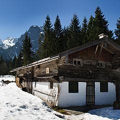 "фото ""Old farm house"""