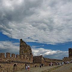 """фото """"Генуэзская крепость,Судак."""""""