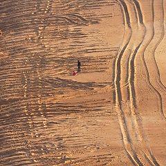 "photo ""GOLDEN SAND"""