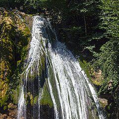 """photo """"Waterfall Jur-Jur"""""""