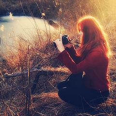 """фото """"Цветной мир фотографии"""""""