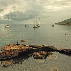 """фото """"Сентябрь на острове Ибица"""""""