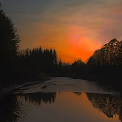 "photo ""Evening"""