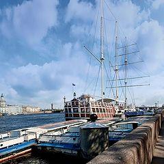 """photo """"St. Petersburg. Neva"""""""
