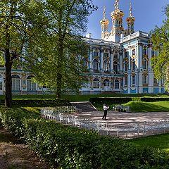 """photo """"Tsarskoye Selo. musician"""""""