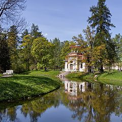"photo ""Tsarskoye Selo"""