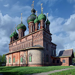 "photo ""Yaroslavl. St. John the Baptist Church"""