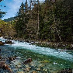 """фото """"О чем поет горная река?..."""""""