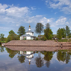 "photo ""Uglich. Church of Elijah the Prophet"""