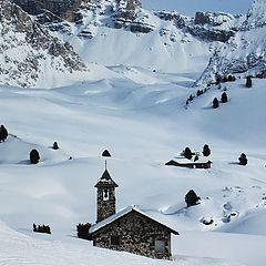 """фото """"Итальянские Альпы. Секеда"""""""