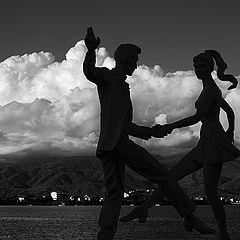 """фото """"Застывшие в танце"""""""