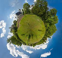 """фото """"Зеленая планета"""""""