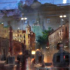 """фото """"Моя Москва в отражениях и картинах..."""""""
