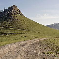 """фото """"Где-то в горах Алтая"""""""