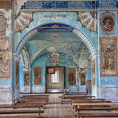 "photo ""sland Konevets. Church of the Nativity of the Virgin."""