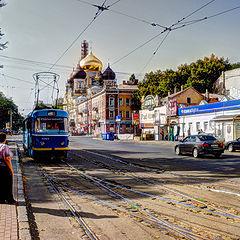 "photo ""Odessa tram ..."""