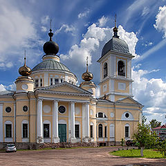 """photo """"city of Myshkin. Cathedral of the Assumption of the Blessed Virgin"""""""