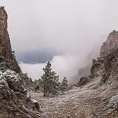 """фото """"В окружении гор"""""""