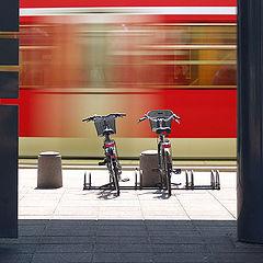 """фото """"Express train"""""""