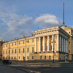 "photo ""St. Petersburg. Admiralty"""