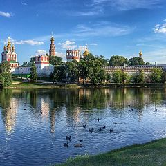 "photo ""Novodevichiy_monastir_Moscow_2014_pavel_bondarev_photo"""