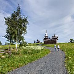 """photo """"Karelia. Kizhi"""""""
