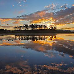 """фото """"Рассвет над Булочкой...."""""""