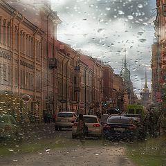 """фото """"Настроение- Дождь..."""""""
