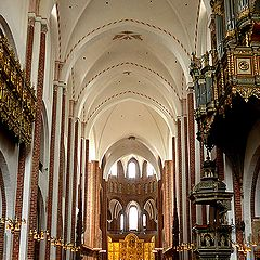 "photo ""Roskilde Cathedral"""
