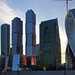 "photo ""Moscow Stonehendge"""