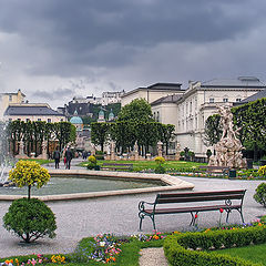 "photo ""Austria. Salzburg."""