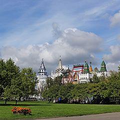 """photo """"Izmailovo Kremlin"""""""