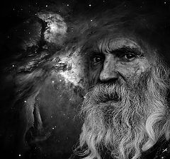 """photo """"One With the Universe"""""""