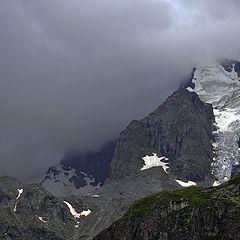 """фото """"Туманные горы"""""""