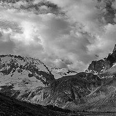 """фото """"Суровые горы"""""""