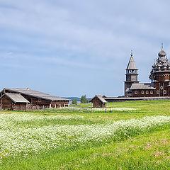 """photo """"Karelia. Kizhi. Summer."""""""