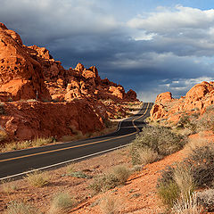 "photo ""Valley of Fire, Nevada"""