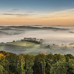 "фото ""Land of the fog"""