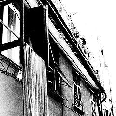 """photo """"old lane in Genoa"""""""
