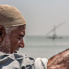 """photo """"The Fisherman"""""""