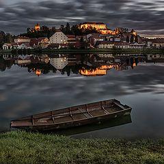 """фото """"Morning at Ptuj"""""""