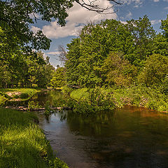 "photo ""Big Kundysh - River"""