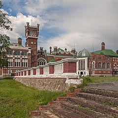 "photo ""Yurino. Palace of Sheremetev"""