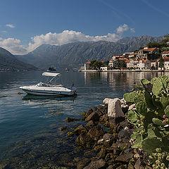 """photo """"Mediterranean landscape"""""""