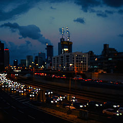 "photo ""Evening traffic ..."""