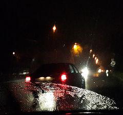 """фото """"Дождь за окном"""""""